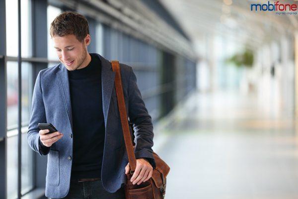Mobifone khuyến mãi thuê bao trả sau doanh nghiệp tháng 1/2017