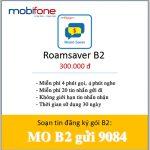 gói cước B2 Mobifone
