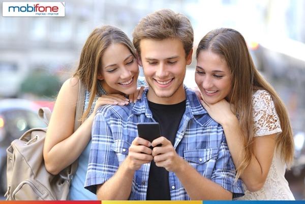 Mobifone khuyến mãi ngày 10/3/2017 tặng 50% giá trị thẻ nạp