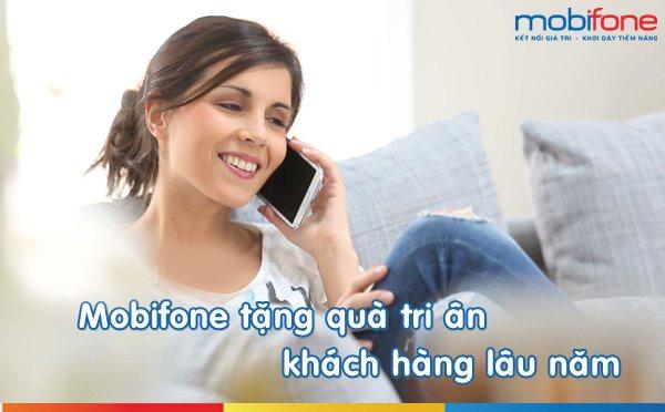 gói cước LN50, LN70 Mobifone cho khách hàng lâu năm