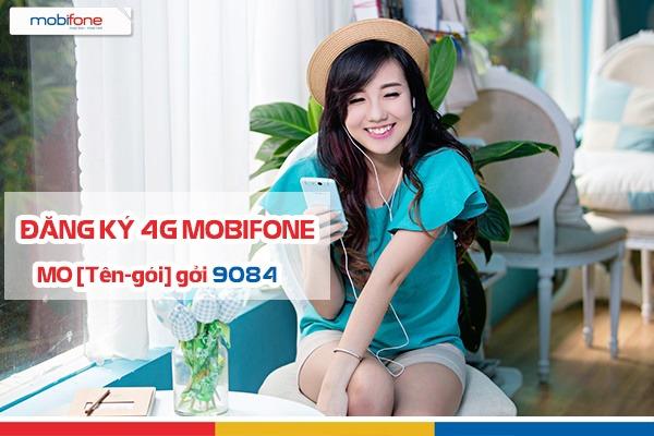 Gói cước 4G Mobifone trọn gói tiết kiệm