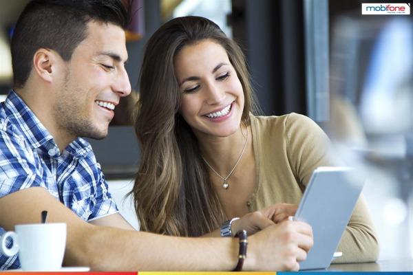 cách đăng ký gói 4g mobifone cho ipad, tablet