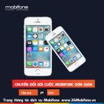 Cách chuyển đổi giữa các gói trả trước Mobifone bằng tin nhắn