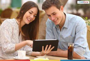 đăng ký gói cước 4g mobifone cho ipad, tablet