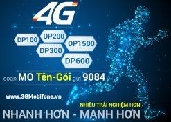 Bảng giá các gói cước 4G Mobifone mới nhất 2017