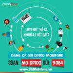 Đăng ký gói DP100 Mobifone miễn phí 100 phút + 100 SMS