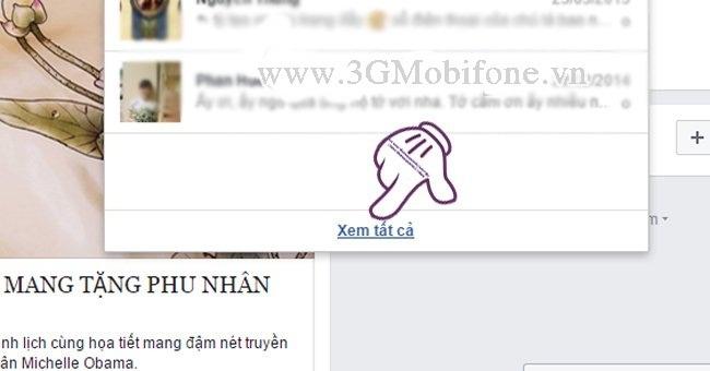 Khôi phục tin nhắn đã xóa trên Facebook