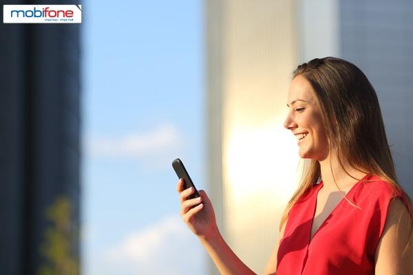 khuyến mãi 50% giá trị thẻ nạp Mobifone ngày 14/4