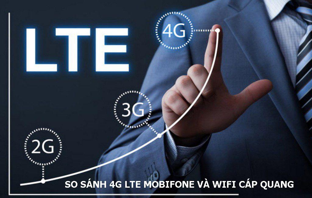 Mạng 4G Mobifone và mạng wifi cáp quang mạng nào mạnh hơn???