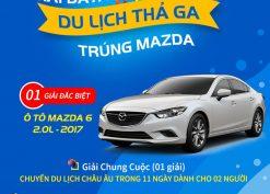 Đăng ký Facebook data nhận ngay Mazda