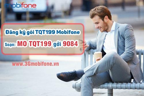 Đăng ký gói TQT199 Mobifone miễn phí 250p gọi gọi quốc tế