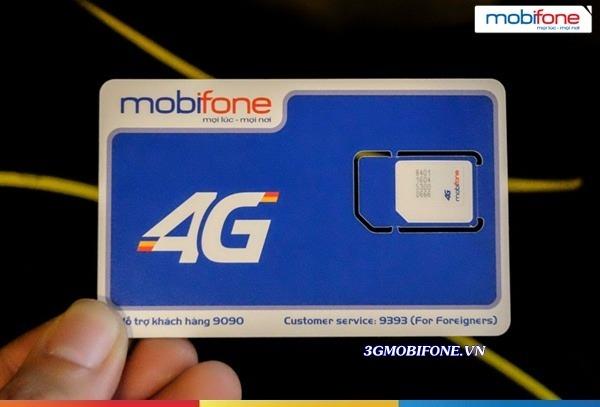 Cách đổi Sim 4G Mobifone tại nhà đơn giản