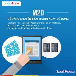 Chuyển tiền thành ngày sử dụng Mobifone nhanh chóng