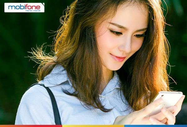 Mobifone khuyến mãi 29/7 ưu đãi 50% giá trị thẻ nạp
