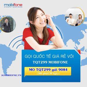 Thông tin Gói TQT299 Mobifone