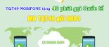 Đăng ký gói TQT49 Mobifone gọi Quốc tế giá rẻ bất ngờ