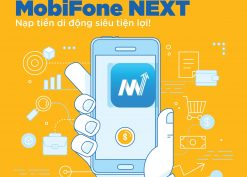 Cách nạp tiền qua Mobifone Next