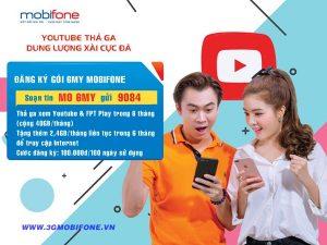 Đăng ký gói 6MY Mobifone