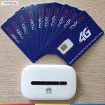 Thông tin Sim Mobifone khuyến mãi 60Gb/tháng