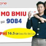 Đăng ký gói cước 3G BMIU MobiFone nhận 16.5 GB data chỉ 200.000đ