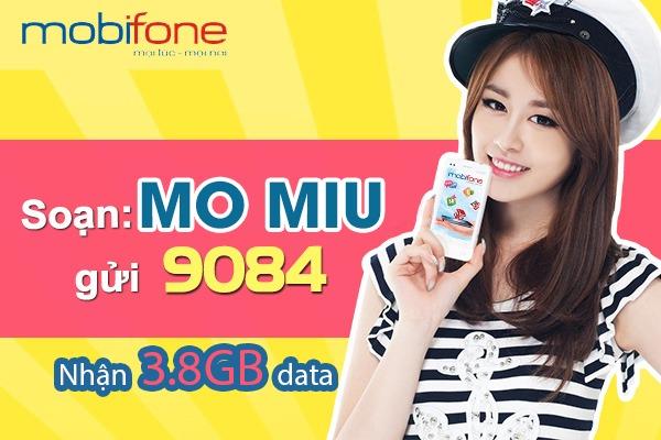 Cách đăng ký 3G gói MIU Mobifone trọn gói 70.000đ