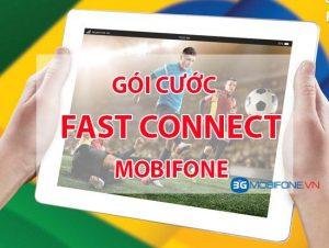 Đăng ký gói cước 3G Fast Connect Mobifone