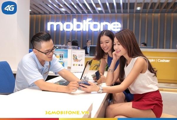 Cách Cập nhật thông tin thuê bao Mobifone
