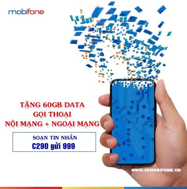 Đăng ký gói C290 Mobifone