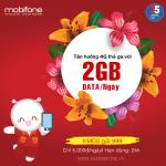 Đăng ký gói KMD5 Mobifone