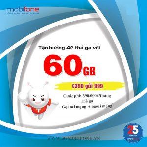 Đăng ký gói C390 Mobifone