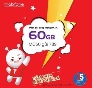 Đăng ký gói MC50 Mobifone
