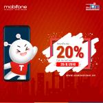 Thông tin Mobifone khuyến mãi 20/6/2018
