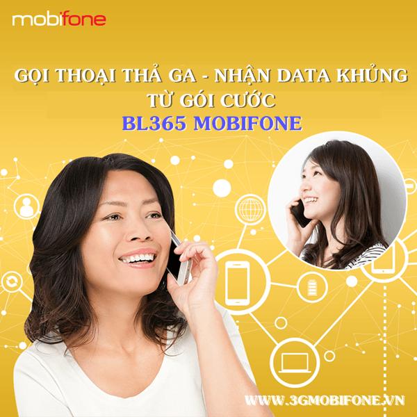 Cách đăng ký gói cước BL365 Mobifone