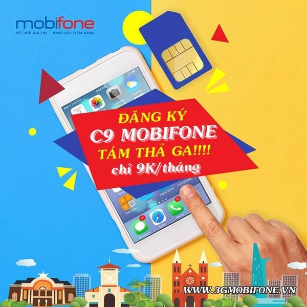 Cách đăng ký Gói C9 Mobifone