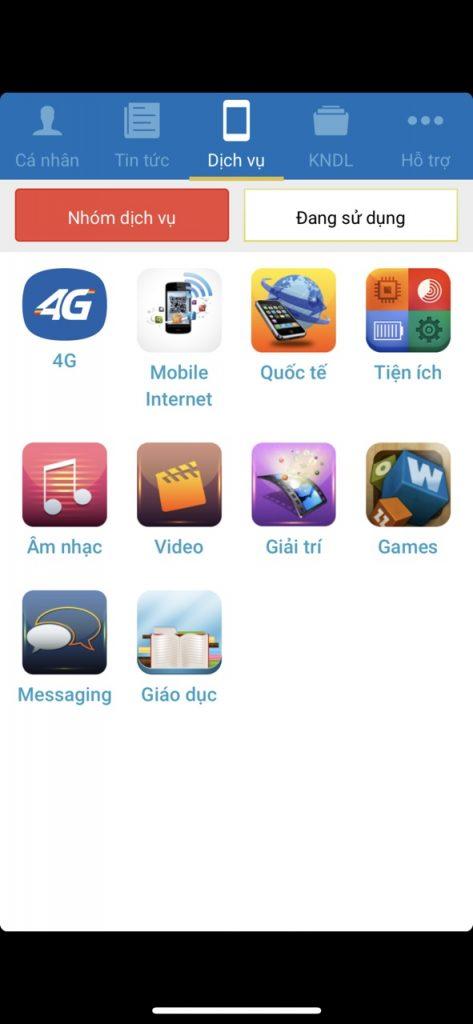 Cách tải, cài đặt ứng dụng My Mobifone cho thiết bị di động IOS, Android