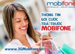 Thông tin các gói cước Mobifone trả trước mới nhất 2019 KM Khủng