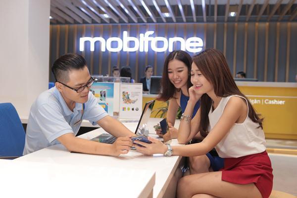 Mobifone khuyến mãi giảm cước đăng ký 3G/4G