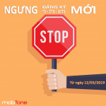 Mobifone ngừng cung cấp gói cước Thạch Sanh Mobifone