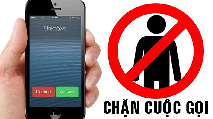 Hướng dẫn cách chặn cuộc gọi ngoài danh bạ trên iPhone