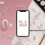 Mobifone khuyến mãi ngày 5/6/2019 tặng 20% thẻ nạp toàn quốc