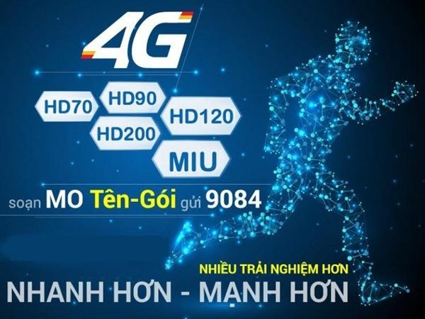 Đăng ký gói cước 4G Mobifone 1 ngày