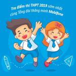 Tra cứu điểm thi THPT Quốc gia 2019