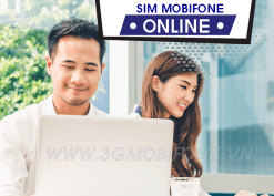 Cách đăng ký thông tin Sim Mobifone tại nhà hoặc cửa hàng