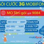 Hướng dẫn cách Đăng Ký 3G MobiFone 1 tháng, 1 năm, 1 tuần 2019