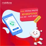 Đăng ký gói cước gọi ngoại mạng Mobifone