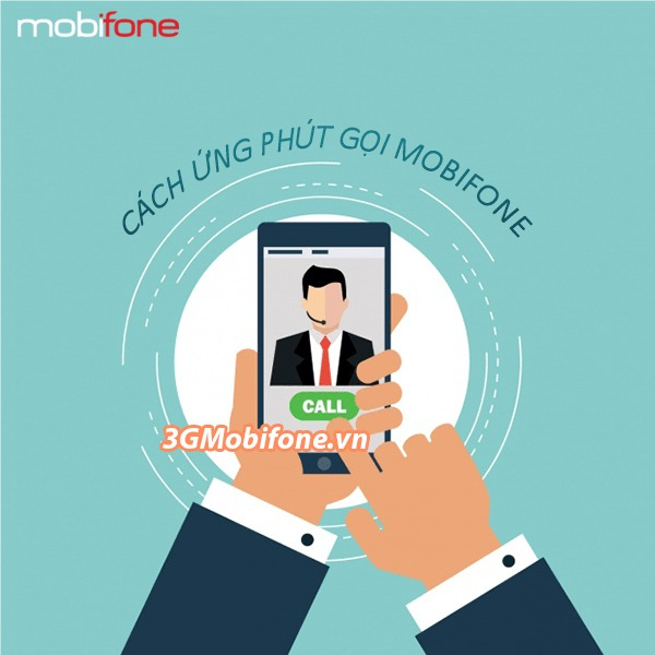 Hướng dẫn cách ứng số phút gọi Mobifone