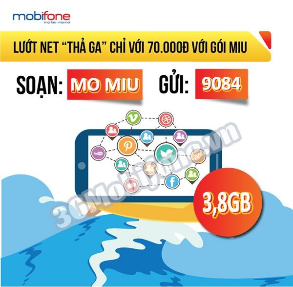Tặng 2GB data chỉ 25k/tháng khi đăng ký gói HSV25 Mobifone