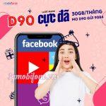 Hướng dẫn cách đăng ký gói cước D90 Mobifone
