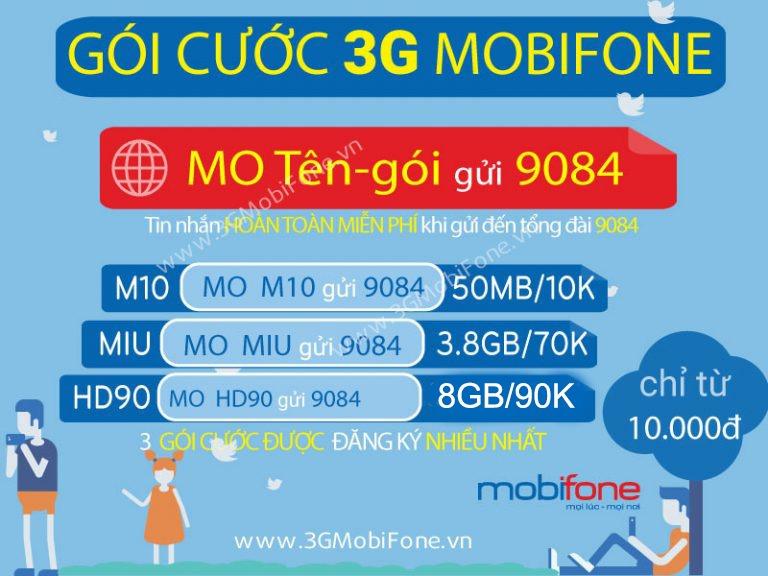 Hướng dẫn cài đặt 3G Mobifone   Cấu hình 3G GPRS mới 2021