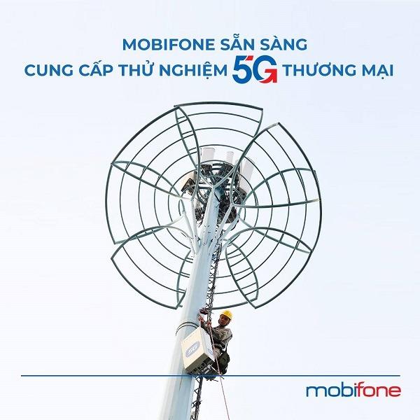 Mobifone chính thức thử nghiệm mạng 5G tại Hồ Chí Minh